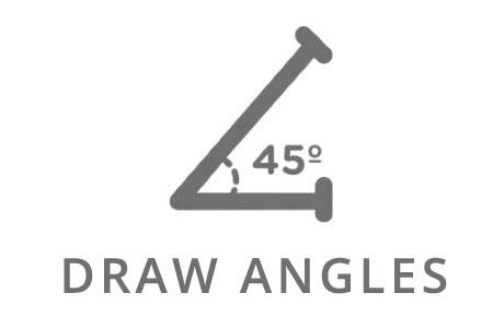 Free Hand Designer Australia - Draw Angles Freehand