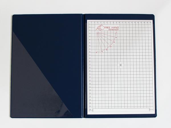 Free Hand Designer A4 with folder